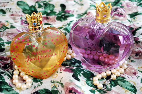 floral, girly, glam princess, perfume, pretty