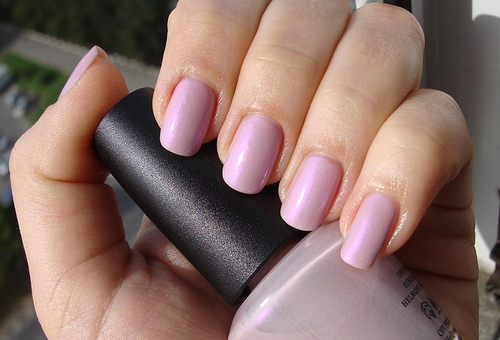nailpolish, nails, opi, pink