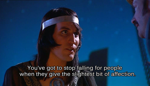 affection, cute, love, mighty boosh, noel fielding, sad
