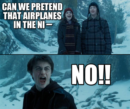 airplanes, funny, harry potter, hayley williams, hermione granger, ron weasley