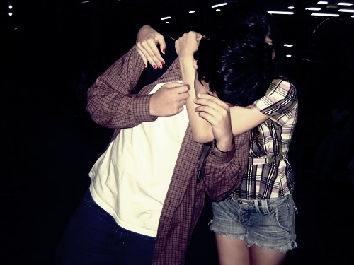 boy, couple, cute, eu te amo nhac, fashion, girl, hug, love, meeting, photo, photography, plaid