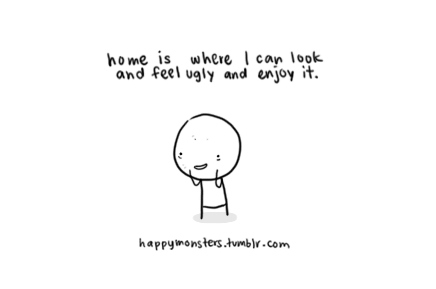 cute, doodle, funny, home, text