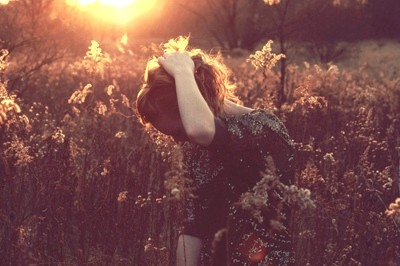 cute, florest, girl, nature, sun