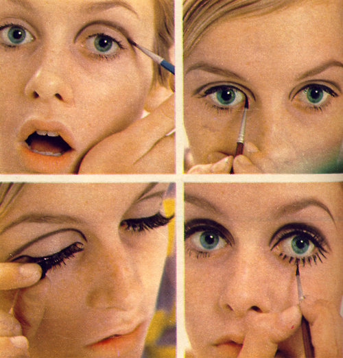 beautiful, eyes, girl, lovely, make up, twiggy