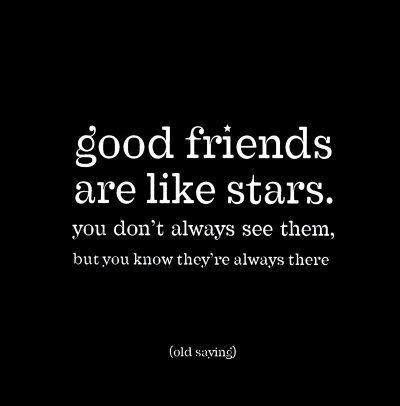 black friends quotes stars image 143739 on