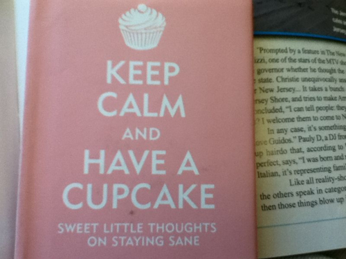 book, cupcake, fashion, keep calm, keep calm and