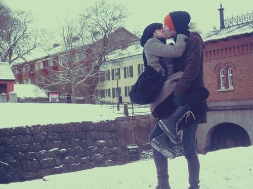 couple, couple cute, couple lovely, cute, hot, hug, kiss, love, lovely, photografy, winter