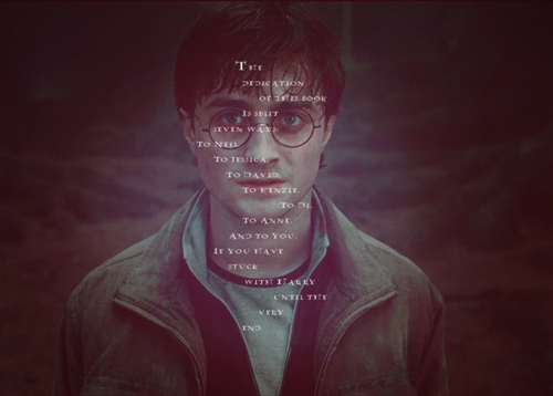 daniel, deathly, end, hallows, harry