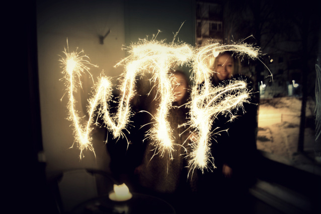 fireworks, girl, life, love, wtf