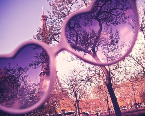 blog, eiffel tower, eiffle tower, inspiration, paris, pink, spring, sunglasses
