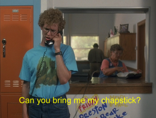 caption, funny, lol, napolean dynamite