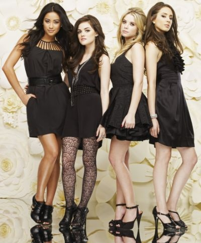 ashley benson, lucy hale, pretty little liars, shay mitchell