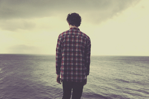 boy, indie, nature, photography, sea