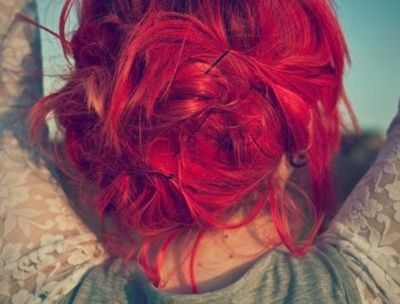 acconciaturaaa, girl, red hair, rossooo, smemo