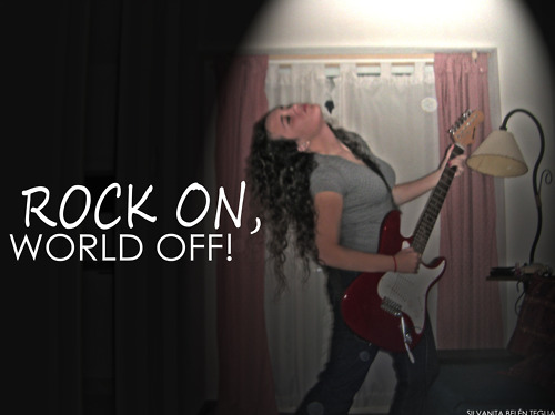 curly hair, cute, favela, girl, guitar, jeans, kkk, light, melody, model, music, musician, note, performance, performer, photo, photography, pretty, quote, quotes, rock, rock on, sayings, says, text, typography, world, world off