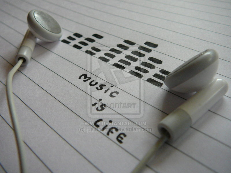 headphones, life, music, writing