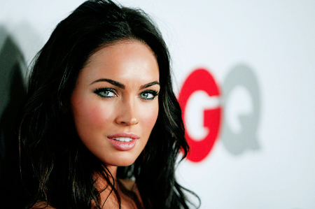 actress, beautiful, eyes, gorgeous, hair, megan fox