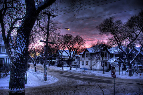 amazing, fantastic, snow, street