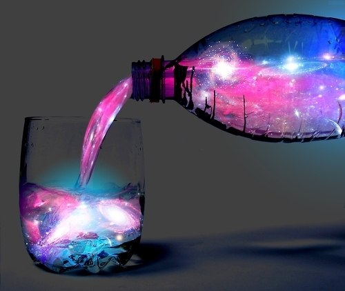 beautiful, bottle, glass, miracle, sparkle