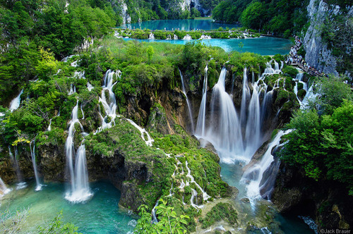 beautiful, croatia, nature, plitvice