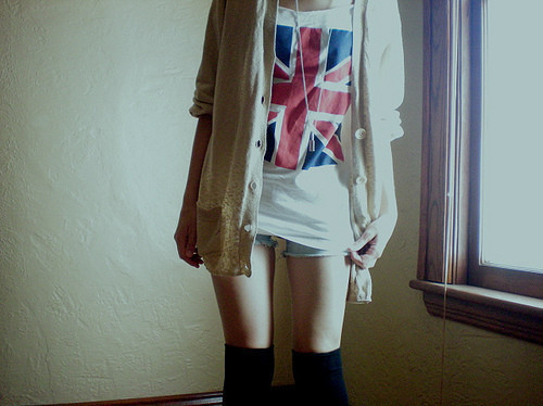 black, blue, cream, cute, england