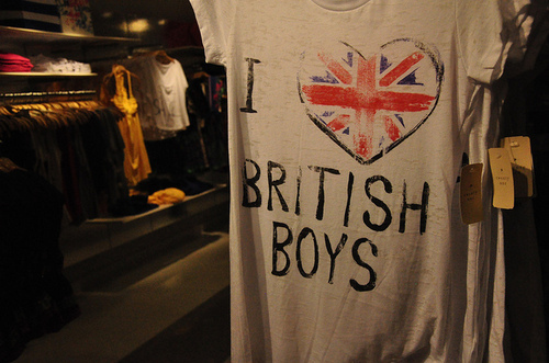 boys, british, british boys, t-shirt, tee