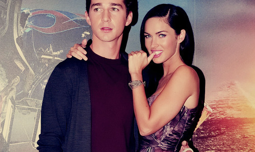 celebrity, couple, cute, megan, megan fox