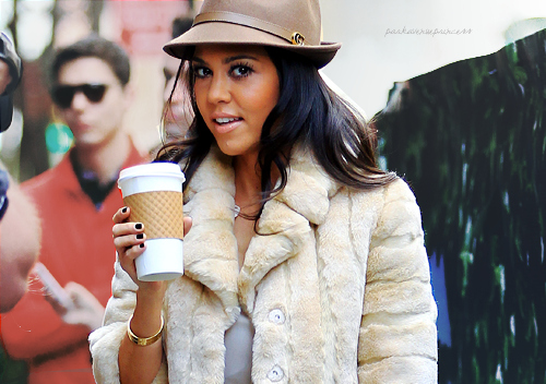 coat, coffee, cute, famous, fashion