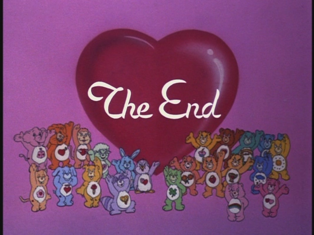 1990s cartoon, 90s cartoon, care bear, care bears, care bears movie
