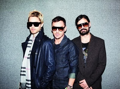 30 seconds to mars, echelon, jared leto, shannon leto, tomo milicevic