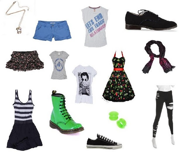 accessories, clothes, converse, ear lobes, fashion