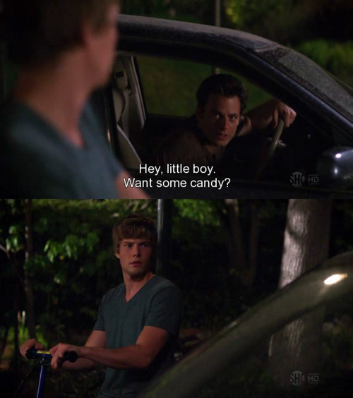 andy, screencap, silas, weeds