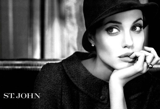 angelina jolie, b & w, b and w, b w, b&w