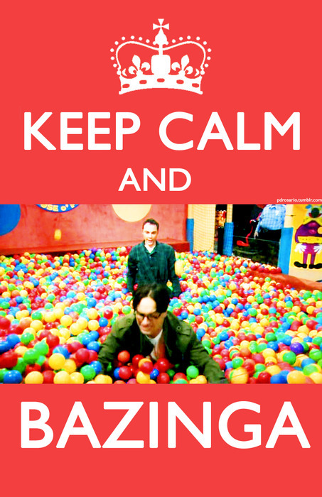 bazinga, bbt, keep calm, leonard, series