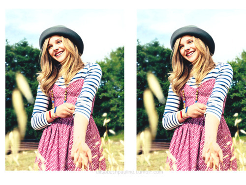 beautiful, chloe moretz, fashion, giel, nature