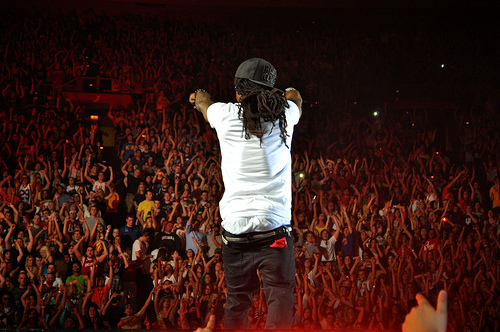 beautiful, concert, lil wayne, perfect