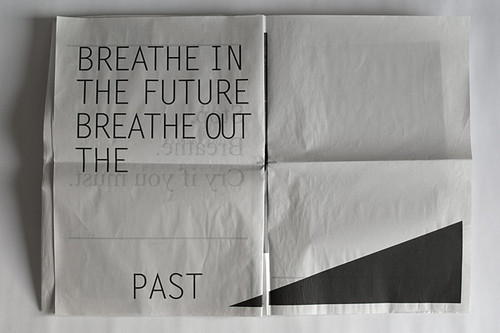 breathe, future, message, out, page
