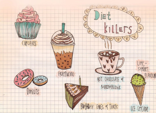 cake, chocolate, cupcake, cute, diet