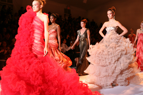 catwalk, dresses, fashion, frilly, girl