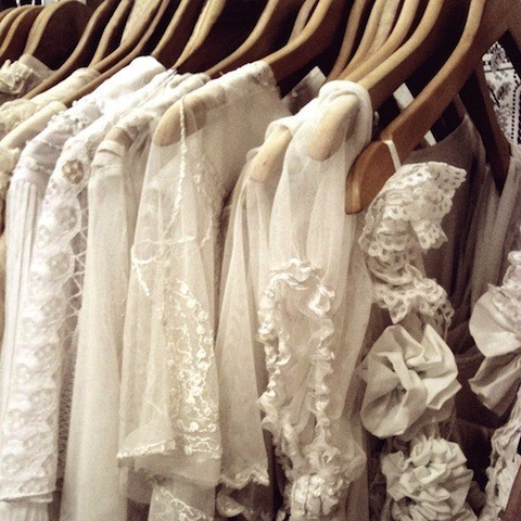 clothes, dresses, fashion, wardrobe, wedding, white