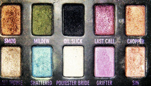 colours, eye shadow, eyes, fashion, make up, makeup, urban decay