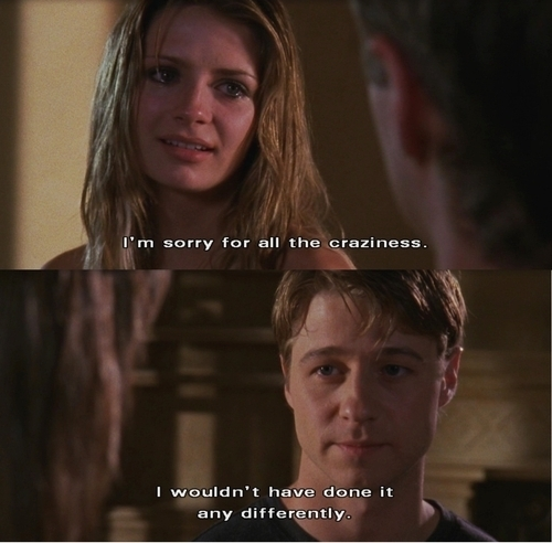 couple, goodbye, love, marissa cooper, ryan