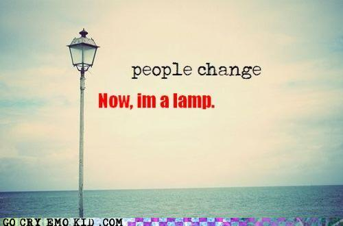 deep thoughts, emo, funny, lamp, lol