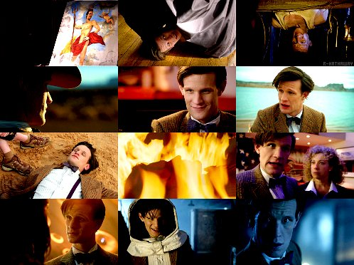 doctor who, matt smith, the impossible astronaut