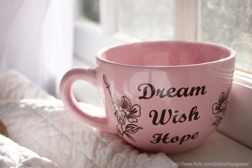 dream, hope, wish