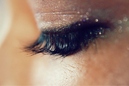 eye, eyelashes, eyeliner, eyeshadow, make up