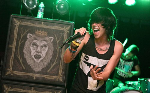 kellin quinn, sexy, sleeping with sirens