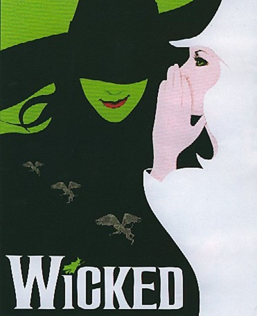 theater, wicked, wizard of oz