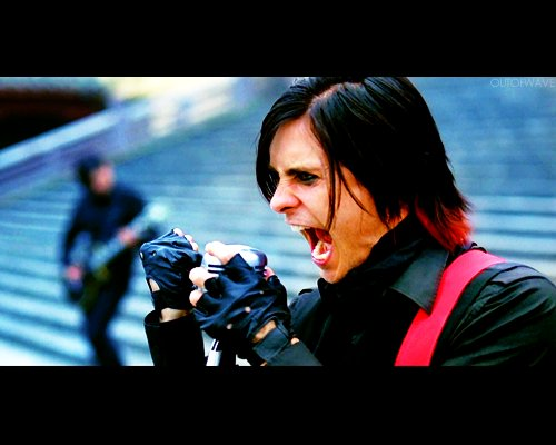 Jared Leto 30 Seconds To Mars jared leto the ...