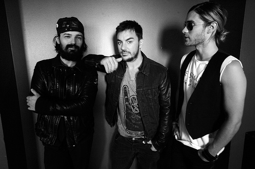 30 seconds to mars, 30stm, the summit